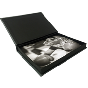 bildbox linnetyg, låda med bilder