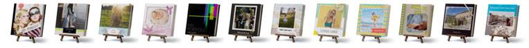 fotoböcker med tema design