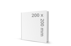 200x200mm