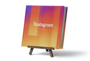 Fotobok Tema-Instagram modern