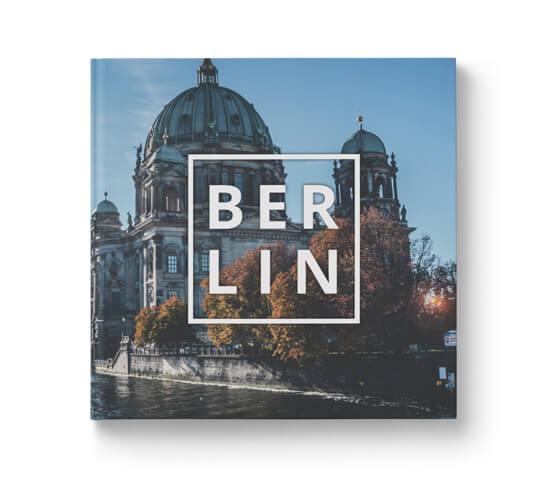 Fotobok Resa Berlin