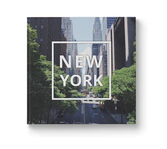 Fotobok Resa New York