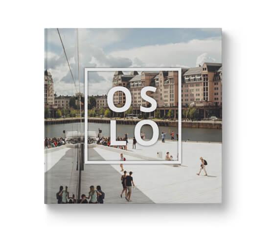 Fotobok Resa Oslo