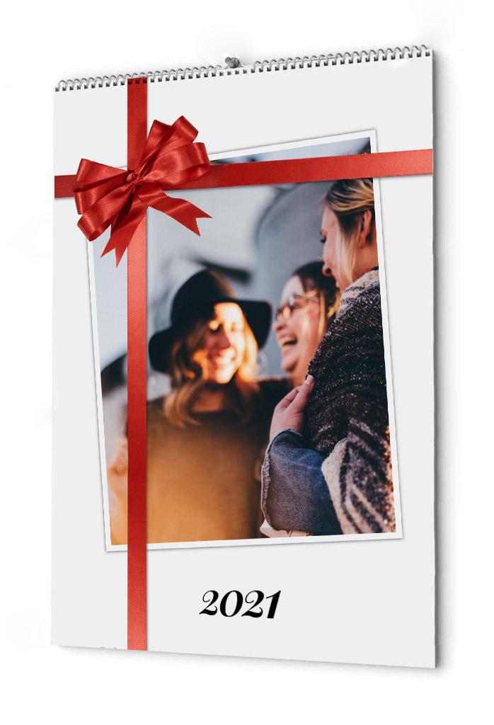 Fotokalender julklapp