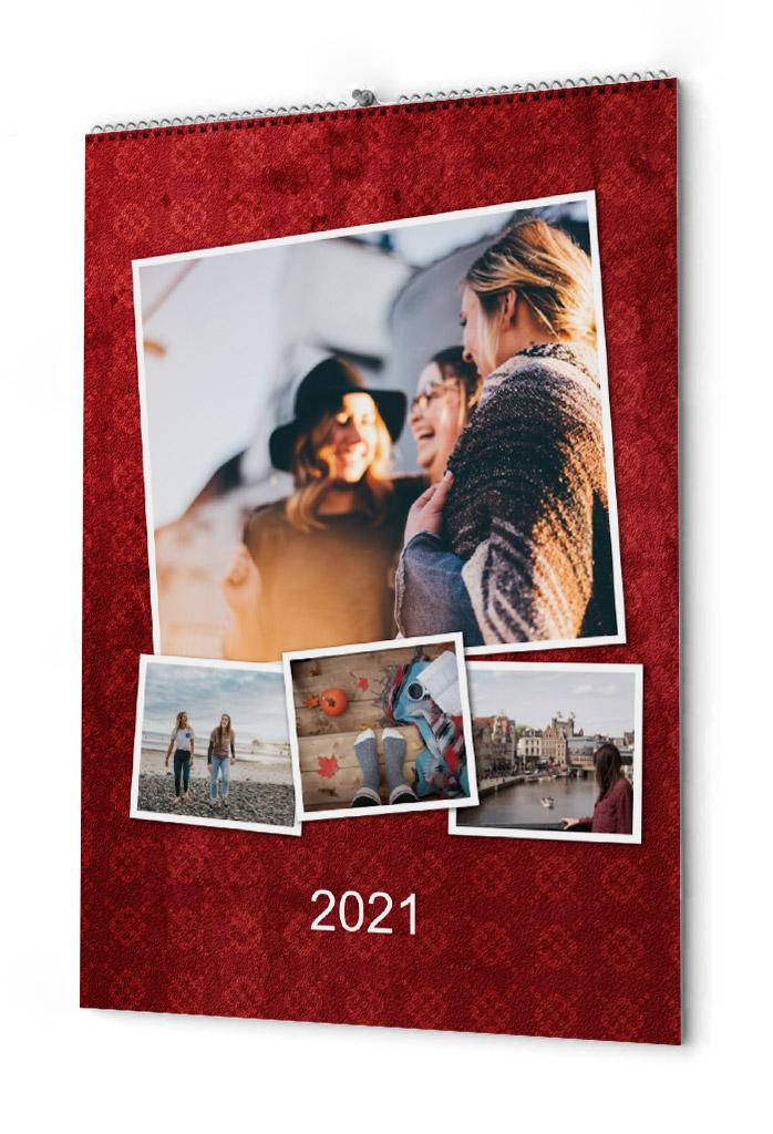 Fotokalender kollage