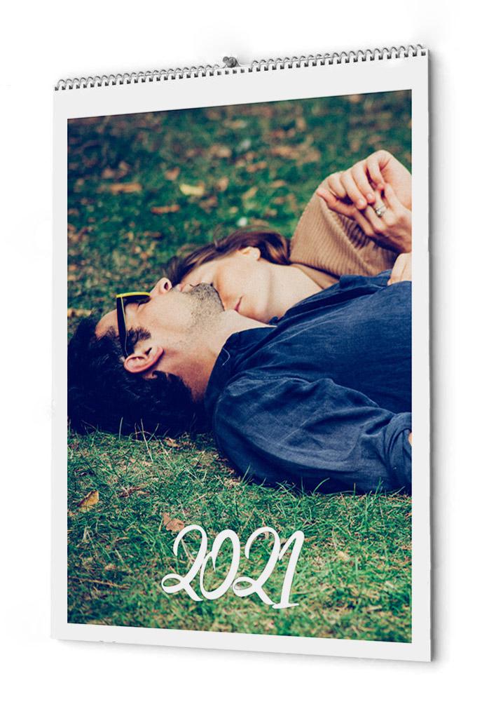 Fotokalender vänner