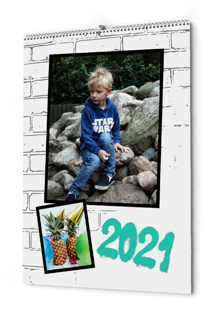 Fotokalender cool