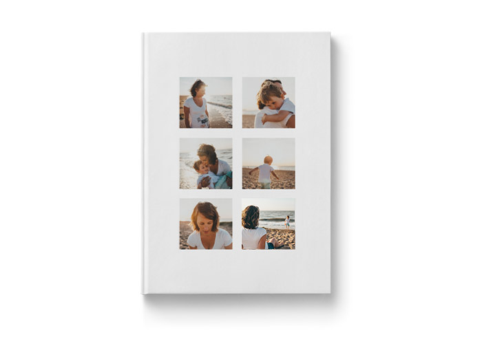 fotobok collage