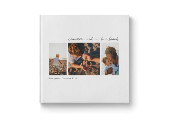 fotobok mycket bilder